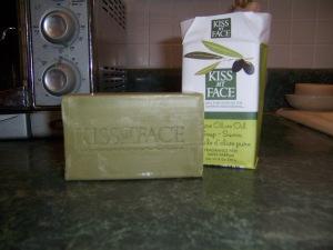 olive oil soap 001
